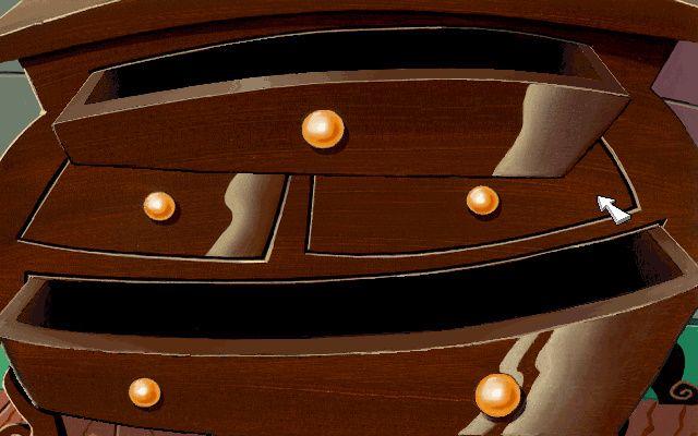 ToonStruck - Секрет в комоде Хью (Кутопия)