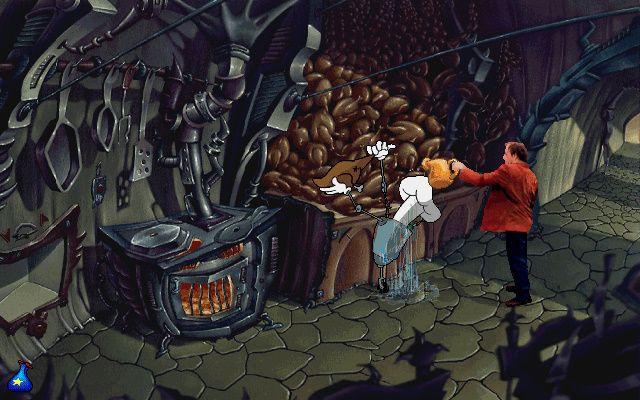 ToonStruck - Кухня (Замок Нефариуса)