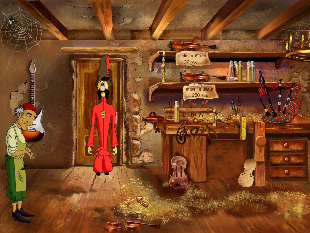 Как казаки Мону Лизу искали - Сломанная скрипка (дом Страдивари)