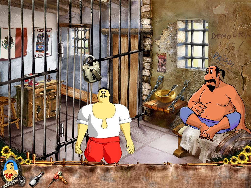 Как казаки Мону Лизу искали - Тур делает отмычку (Тюрьма в Мексике)