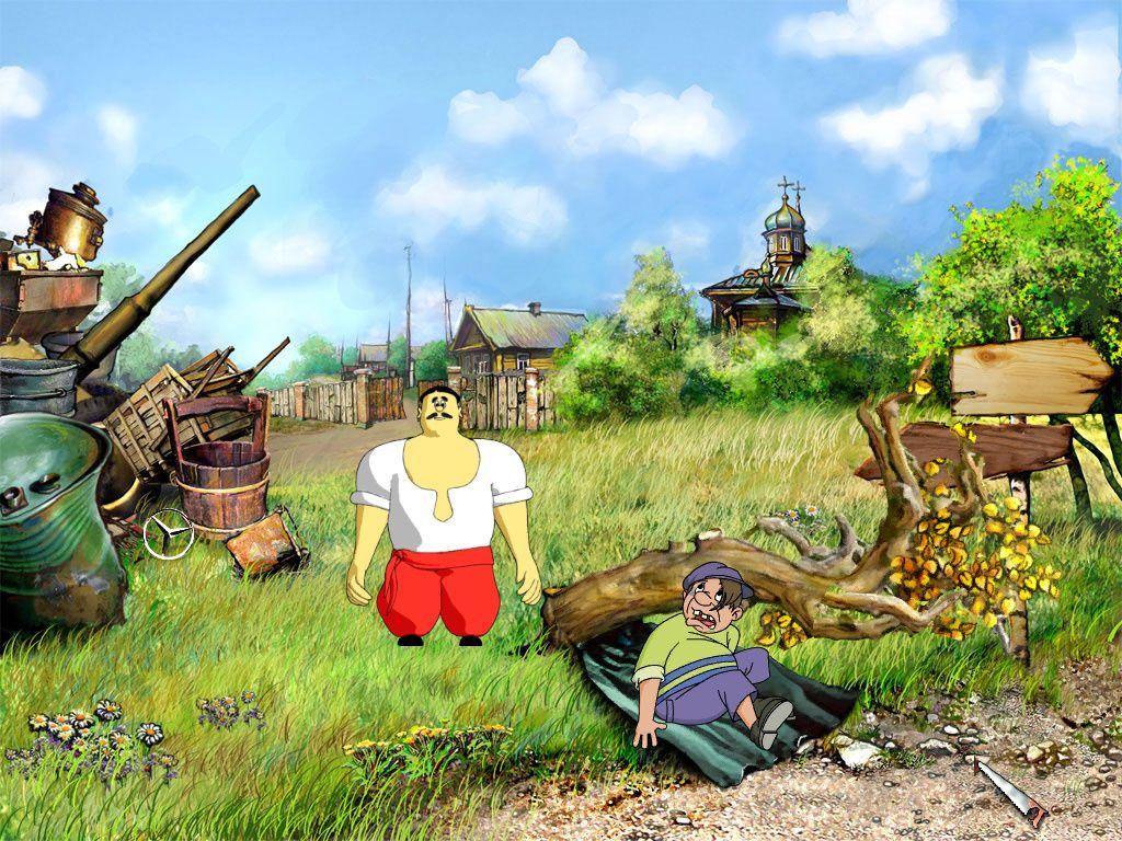 Как казаки Мону Лизу искали - локация Свалка №2 (Россия)