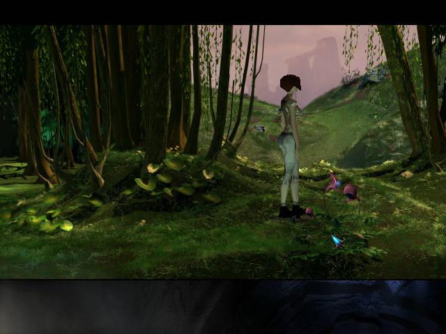 Longest Journey - локация Болото (Глава 5)