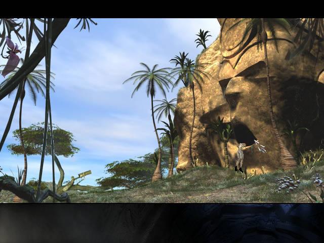 Longest Journey - локация Центр острова (Глава 8)