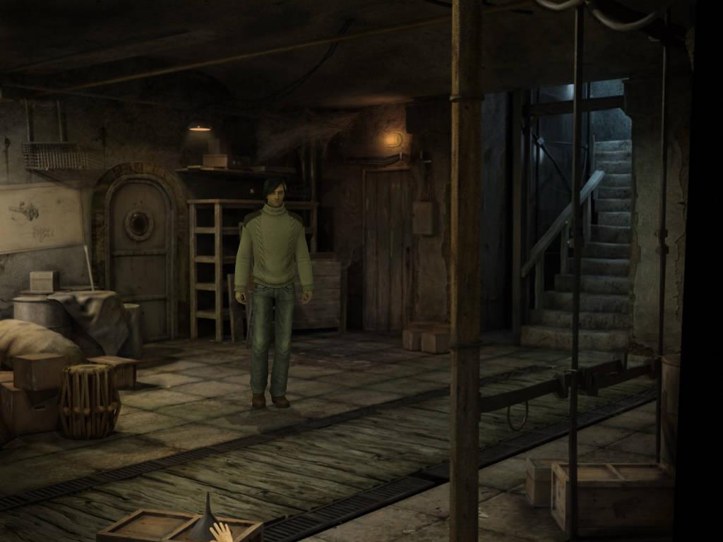 Dead Mountaineer Hotel - Одно из подвальных помещений