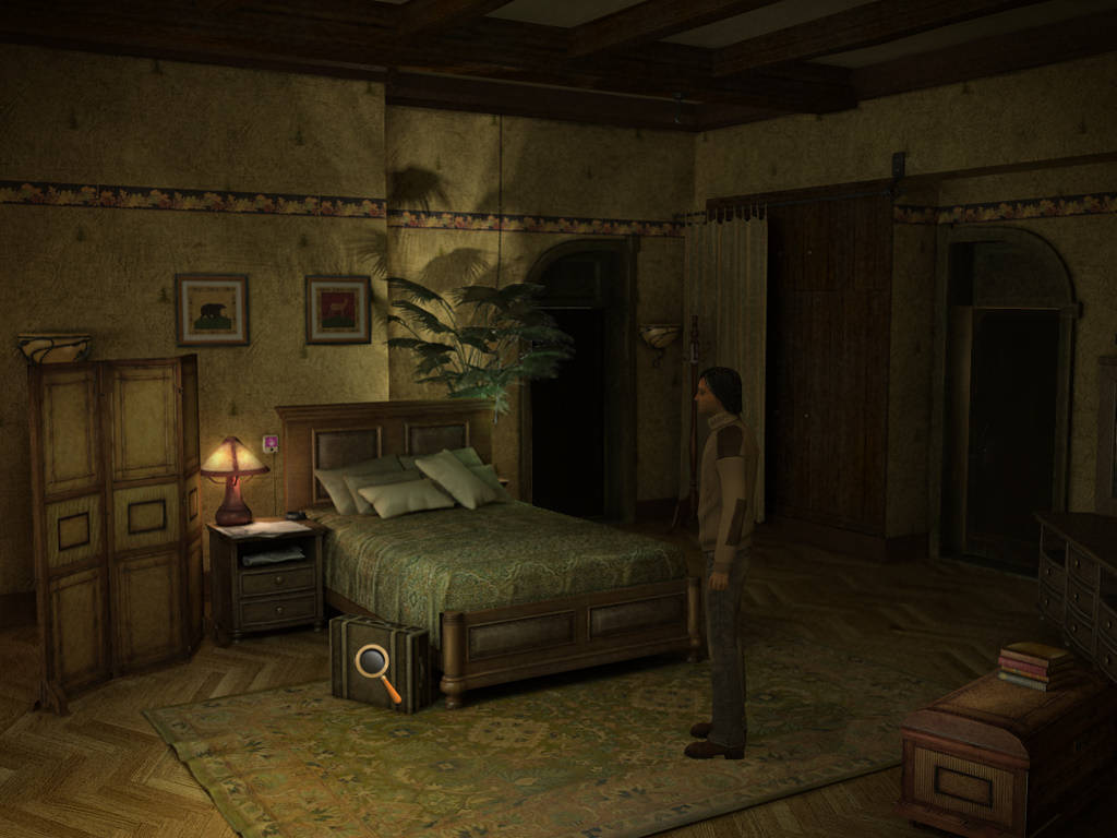 Dead Mountaineer Hotel - Номер инспектора