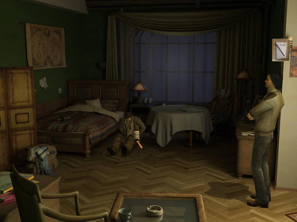 Dead Mountaineer Hotel - Связанный Хинкус