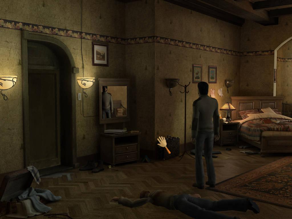 Dead Mountaineer Hotel - Чемодан возле трупа Симоне