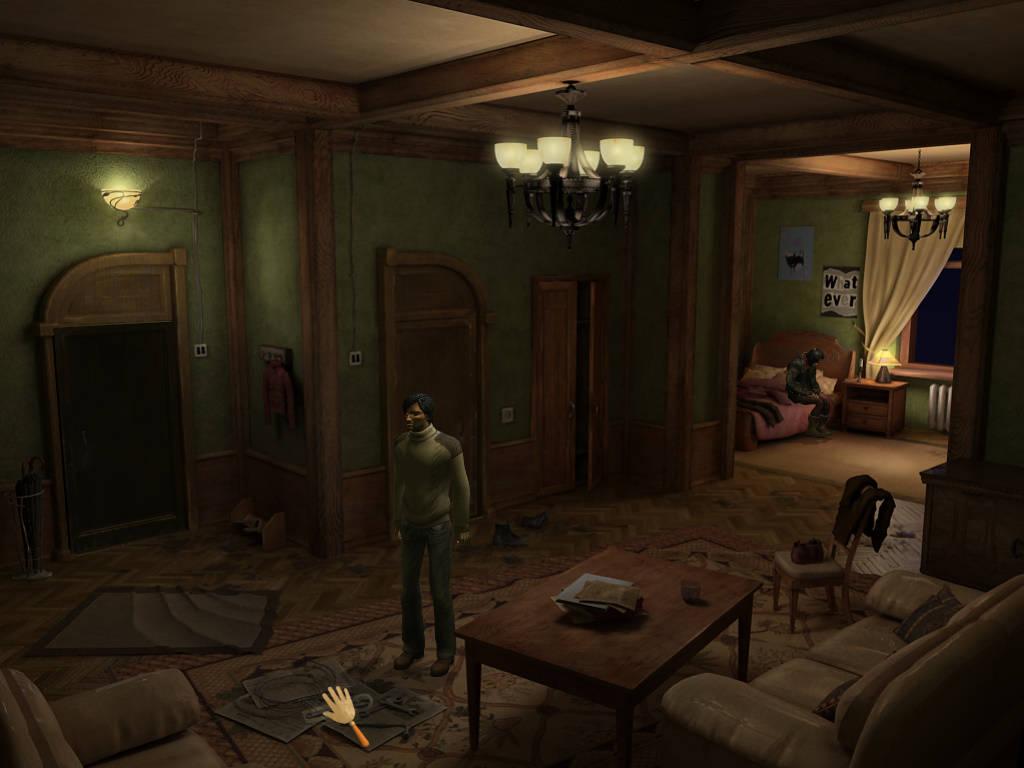 Dead Mountaineer Hotel - После допроса Брюн