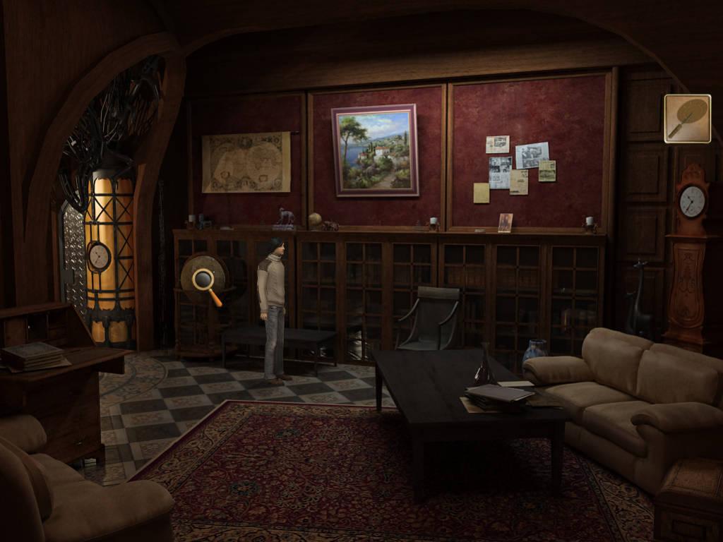 Dead Mountaineer Hotel - Глобус в библиотеке