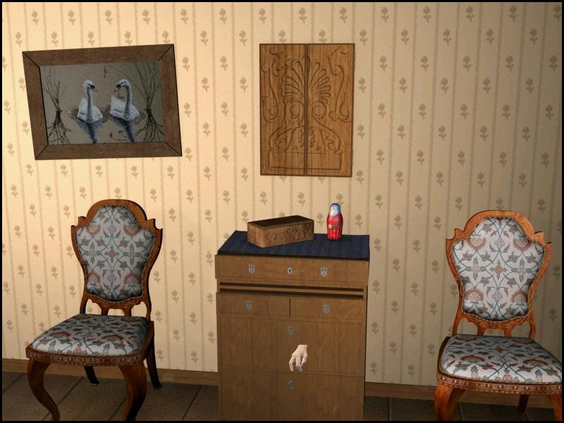 12 стульев: как это было на самом деле - Первых два стула (локация Мадам Грицавуева)