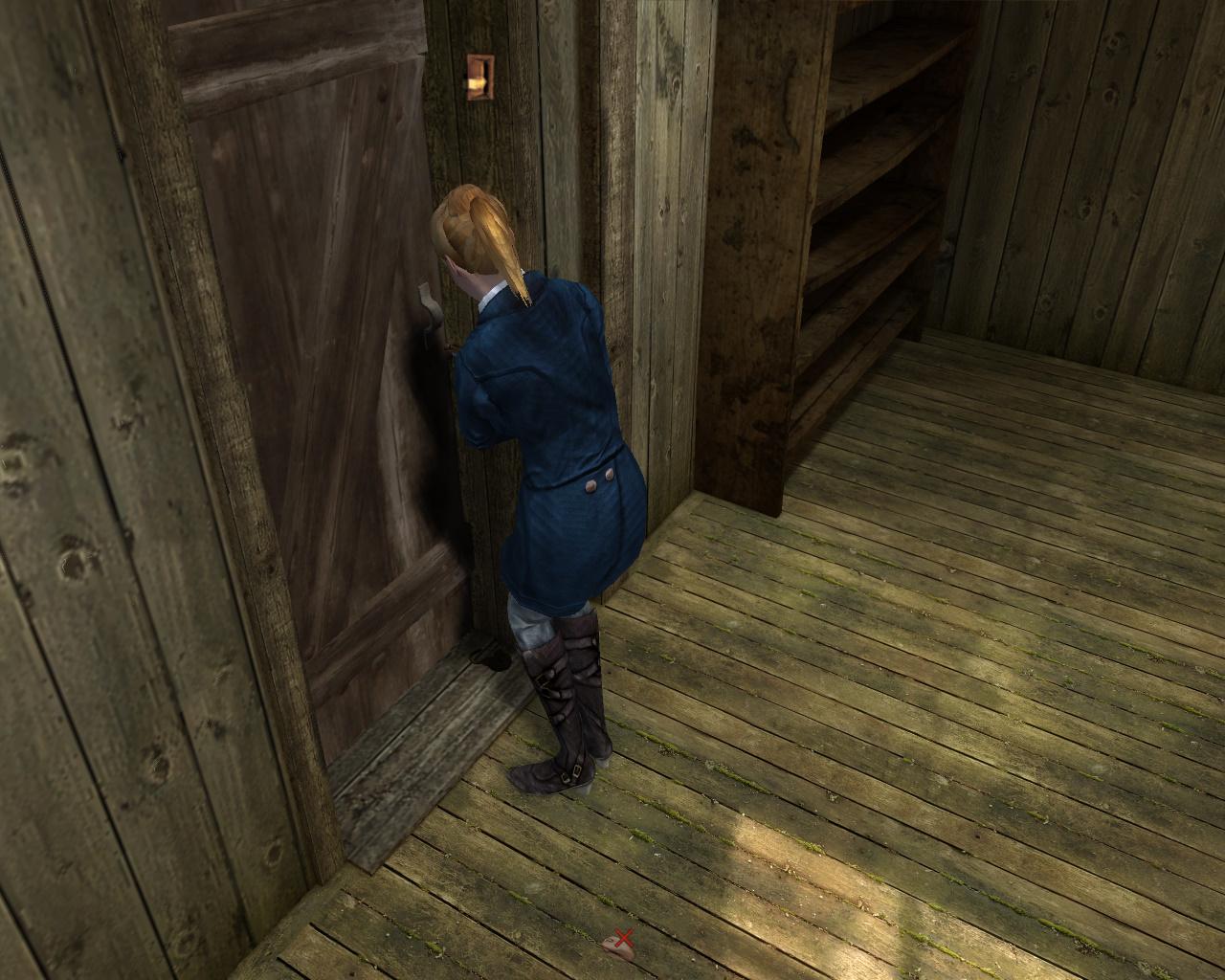 Louisiana Adventure - Кэти выбирается из домика на болоте (уровень 5)