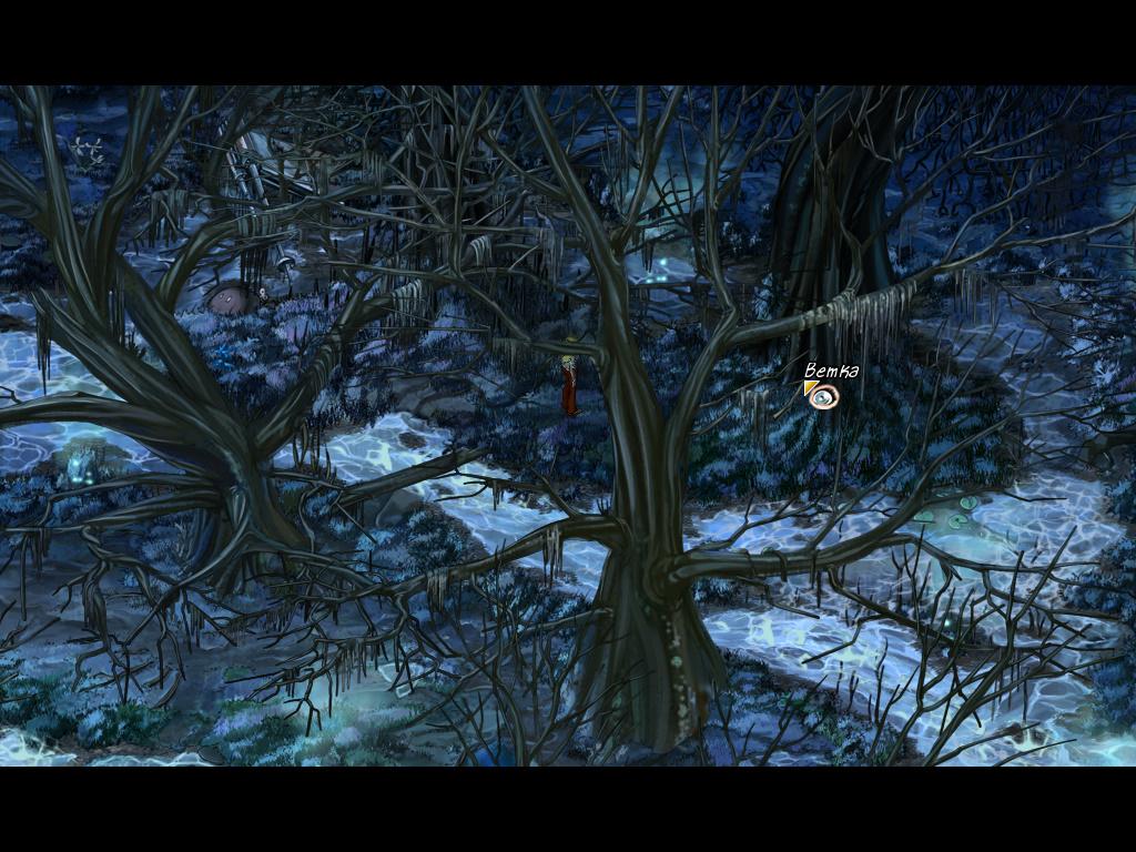 So Blonde - Девушка на зловещем болоте (уровень 13)