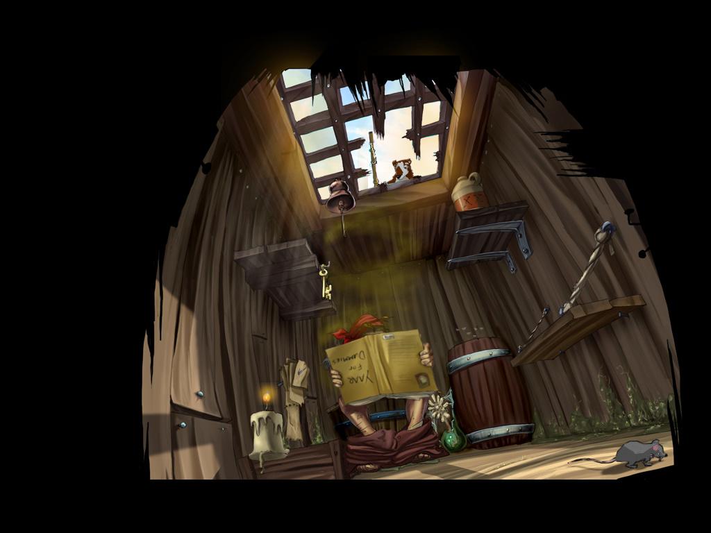 So Blonde - Туалет на корабле (уровень 2)