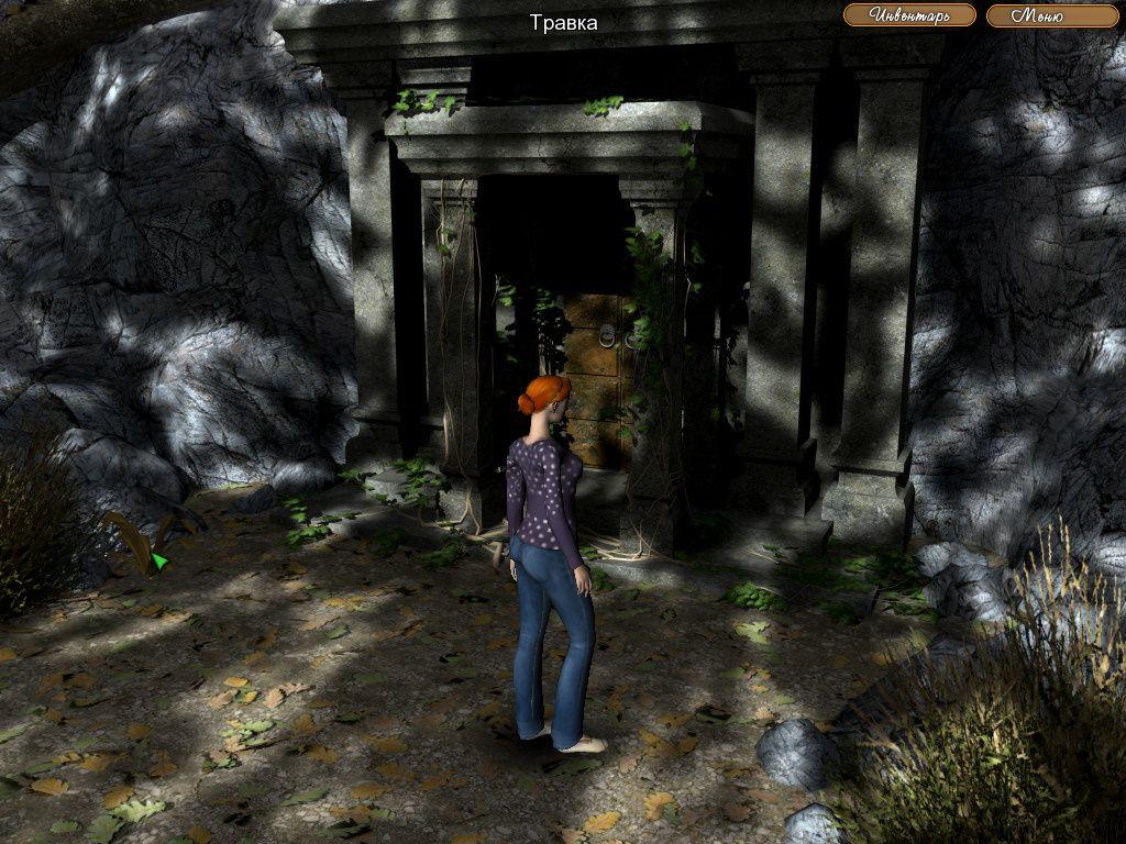 The Legend of Crystal Valley - Склеп в волшебном лесу (уровень 3)