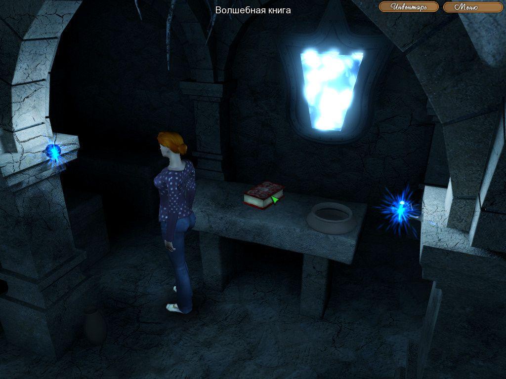 The Legend of Crystal Valley - Ева нашла волшебную книгу в склепе (уровень 3)