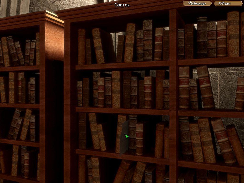 The Legend of Crystal Valley - Ева нашла магический свиток в библиотеке Графа (уровень 6)