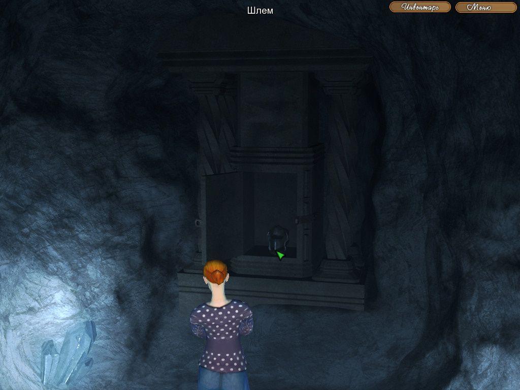 The Legend of Crystal Valley - Ева достала шлем в пещере дракона (уровень 8)