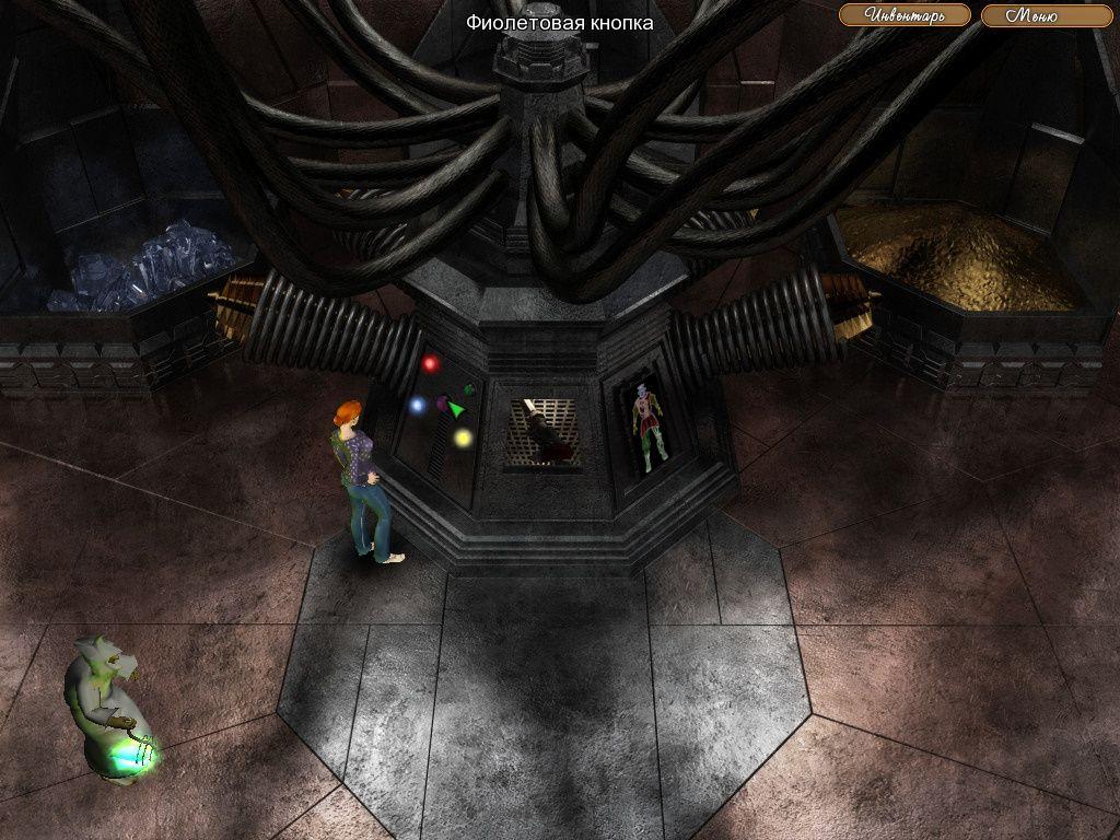 The Legend of Crystal Valley - Ева чинит ногу роботу (уровень 9)