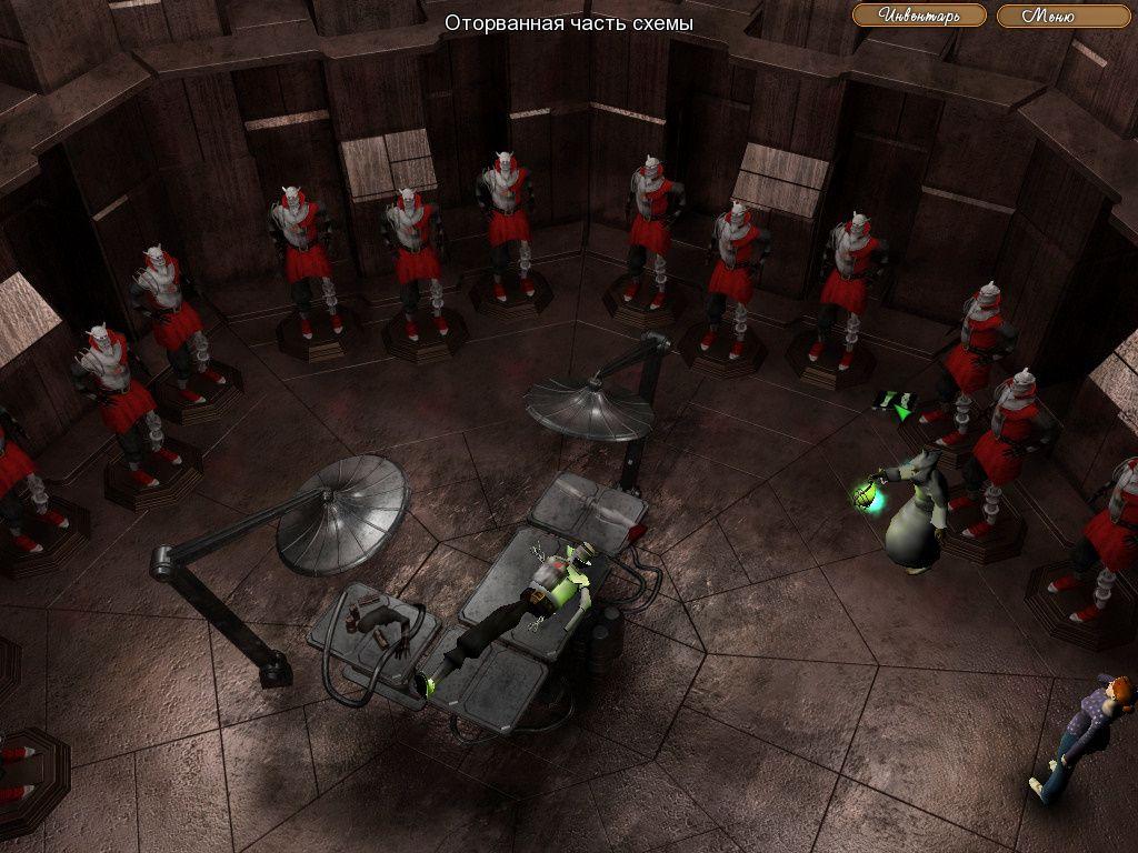 The Legend of Crystal Valley - Ева ремонтирует андроида (уровень 9)