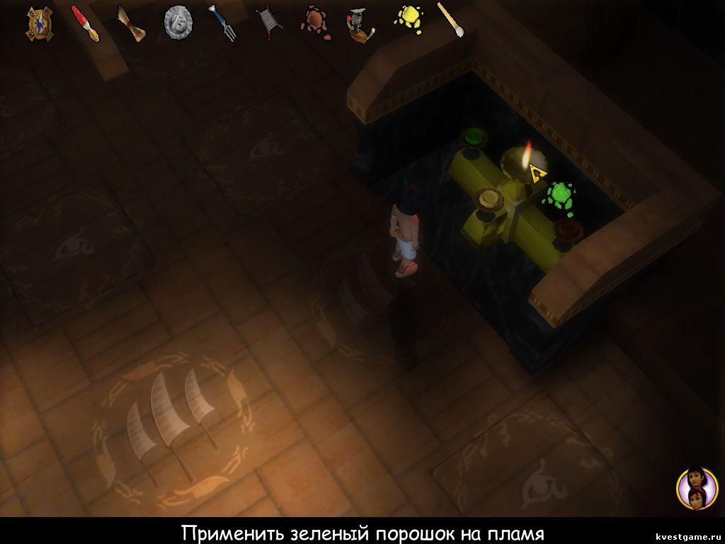 скриншоты игры Анк