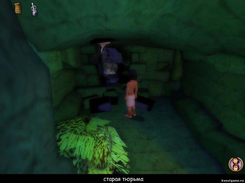 скриншоты игры Ankh: Heart of Osiris