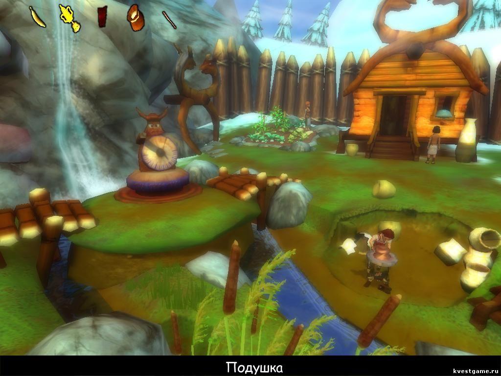 скриншоты игры Ankh 3: Battle of the Gods