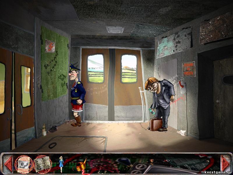 скриншоты из игры Штырлиц 2