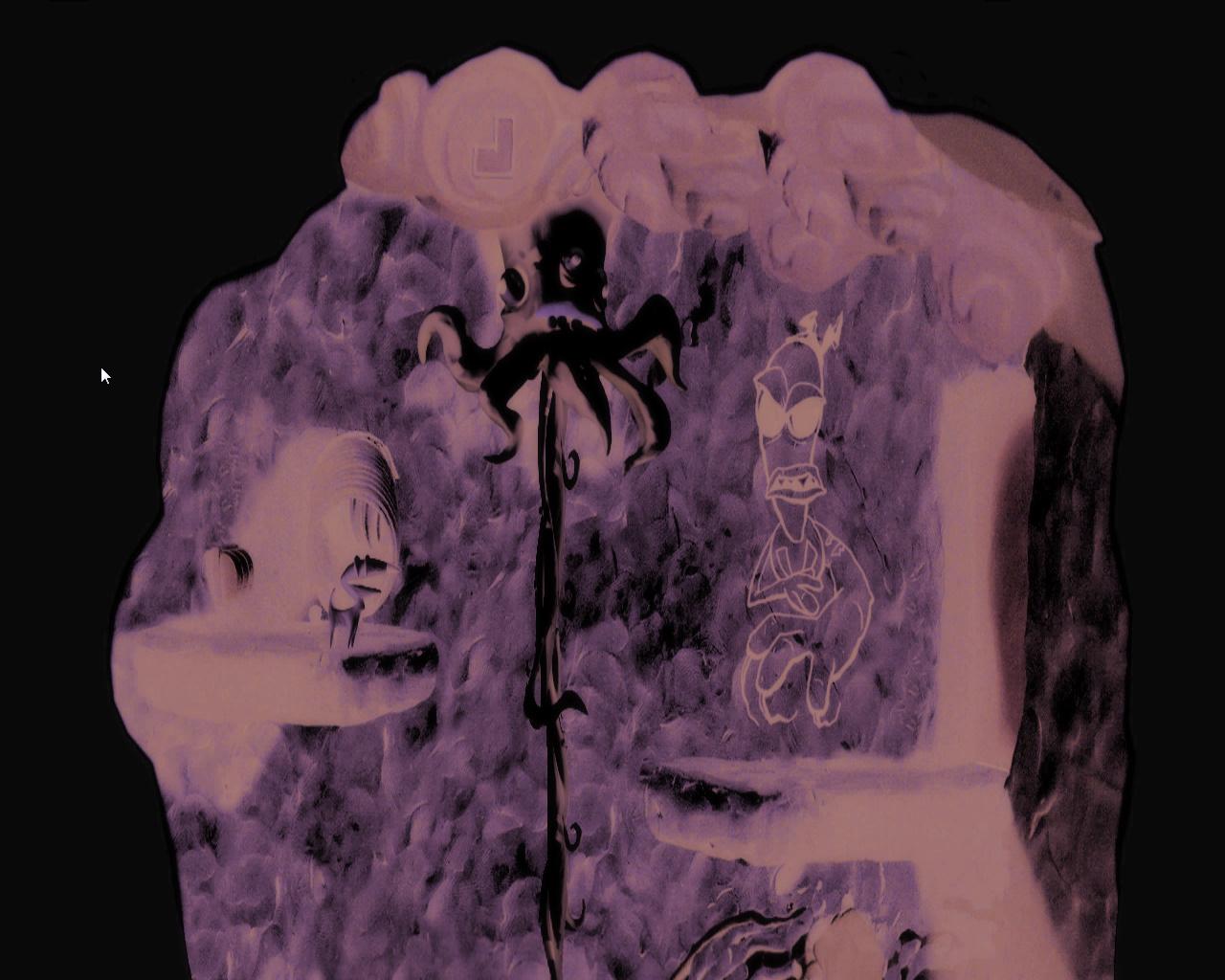 Армикрог - Клюв прошел через трубу в комнату (уровень 4)