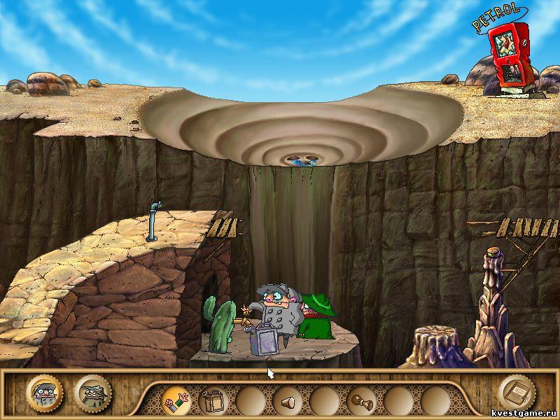 Братья Пилоты 3 - Шеф добывает текилу из кактуса (уровень 10)