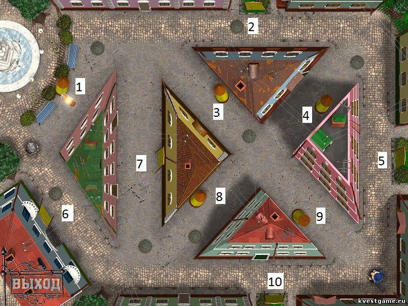 Братья Пилоты 6 - Мини-игра