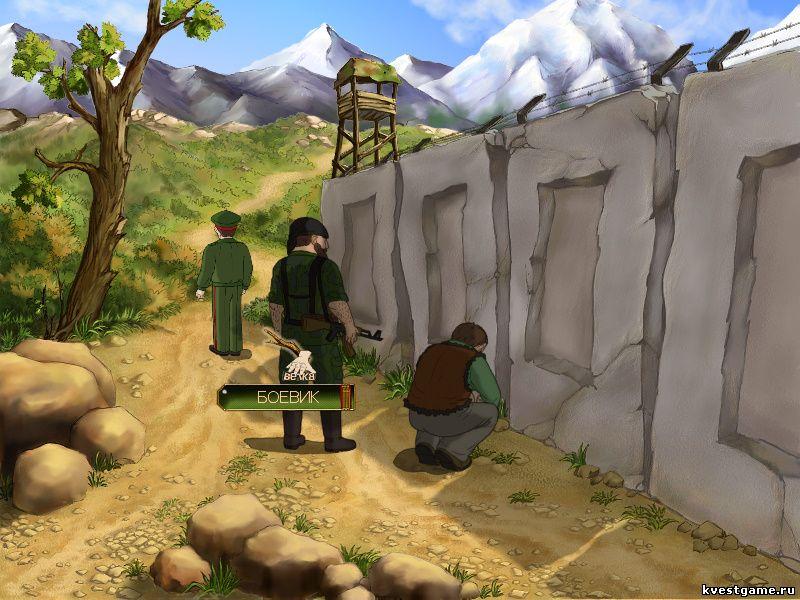 ДМБ 3 - Леха обезвредил террориста у части (уровень 6)