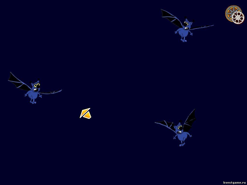 Скриншот 2 локации в игре Ералаш-Лэнд
