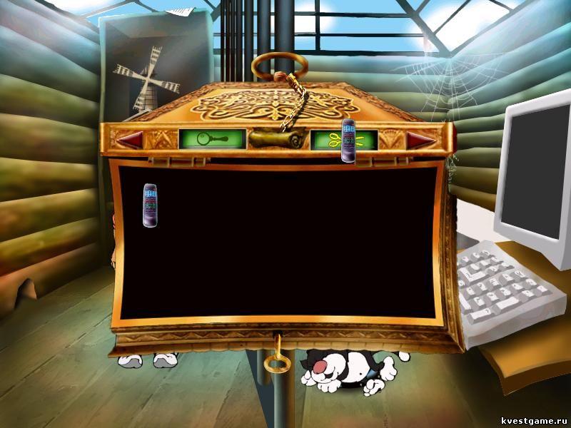 скриншоты игры Недетские сказки