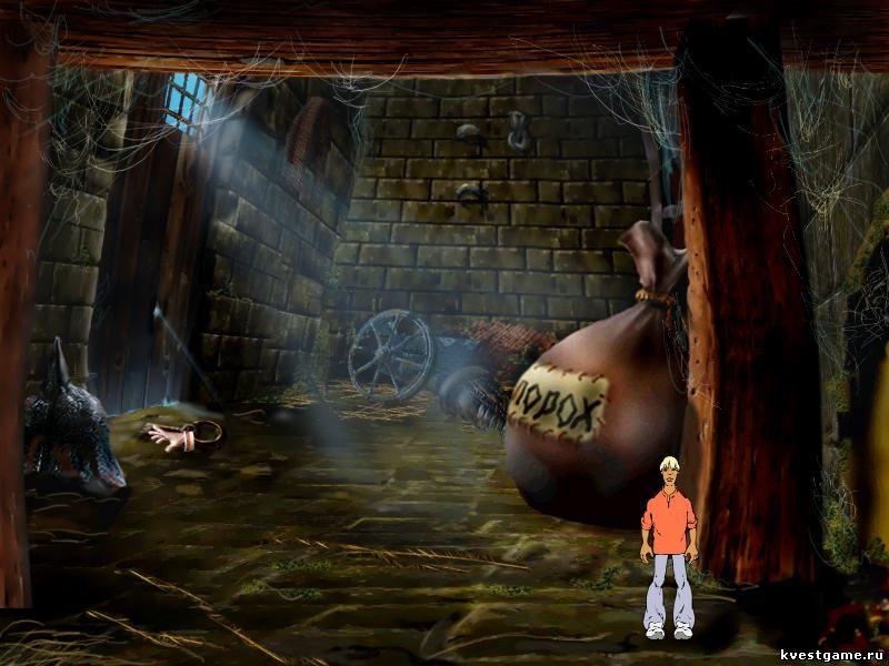 Иван в кладовке