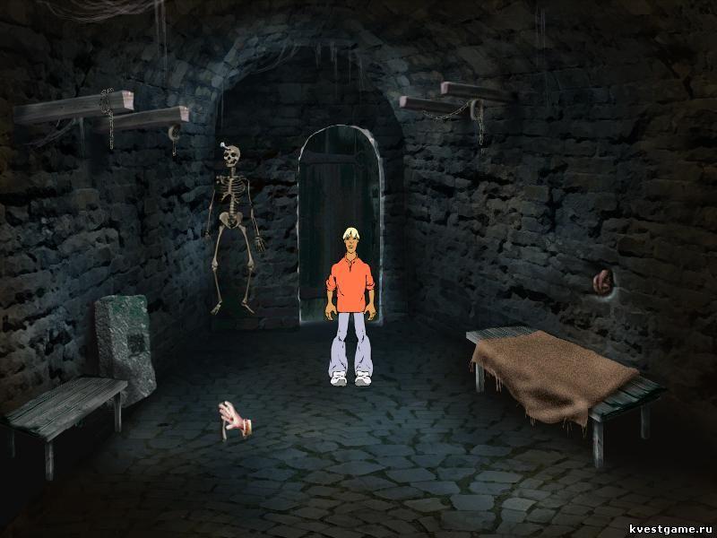 Иван угодил в темницу.