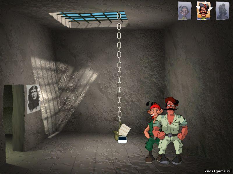 Петька 3 - Петька и ВИЧ ломают стену