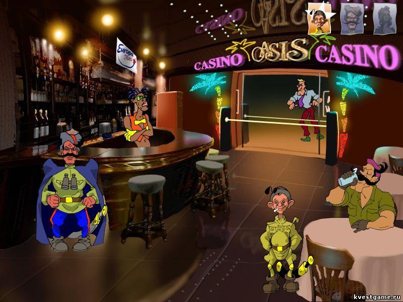 Петька 3 - Пьяный сержант в баре