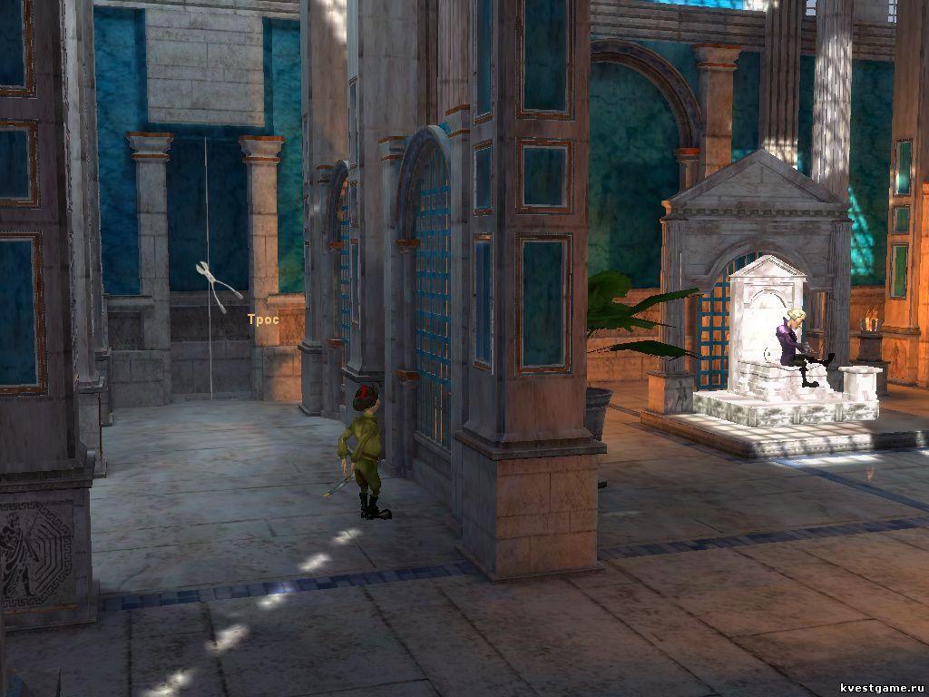 Петька 8 - Петька нашел способ поймать Прошку Нюхина (уровень 9)