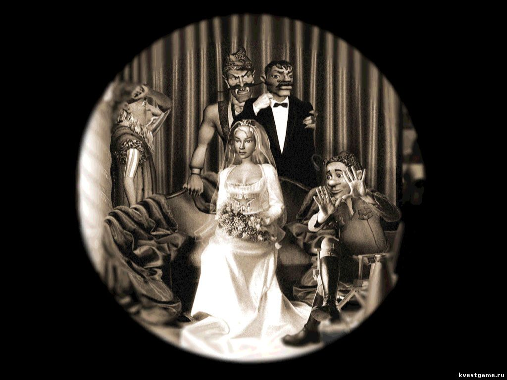 Петька 8 - Свадебное фото Фурманова (уровень 1)