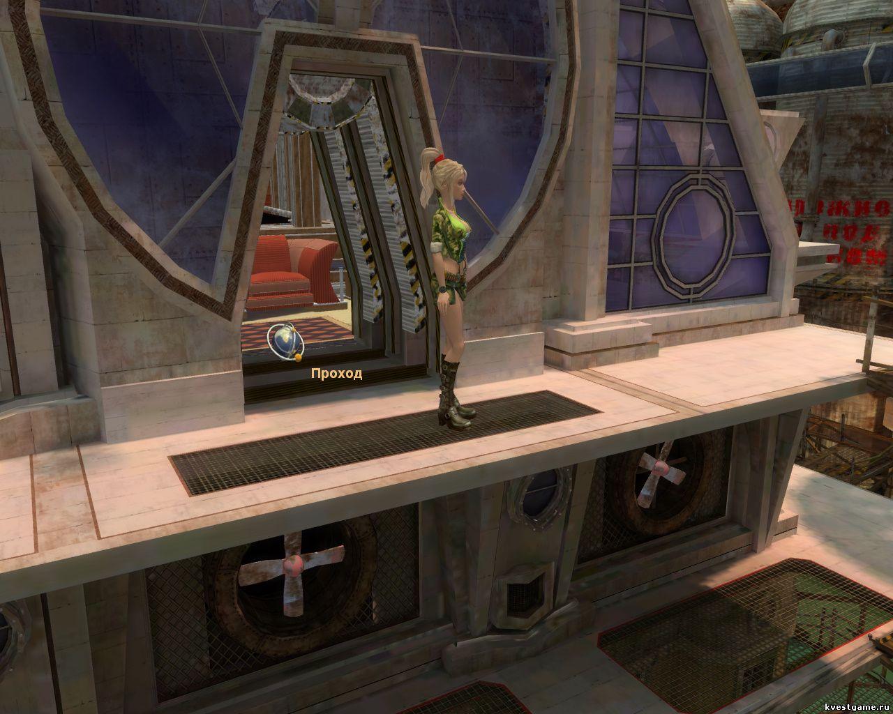 Петька 9 - Маньяк заманивает Анку в свою квартиру (уровень 1)