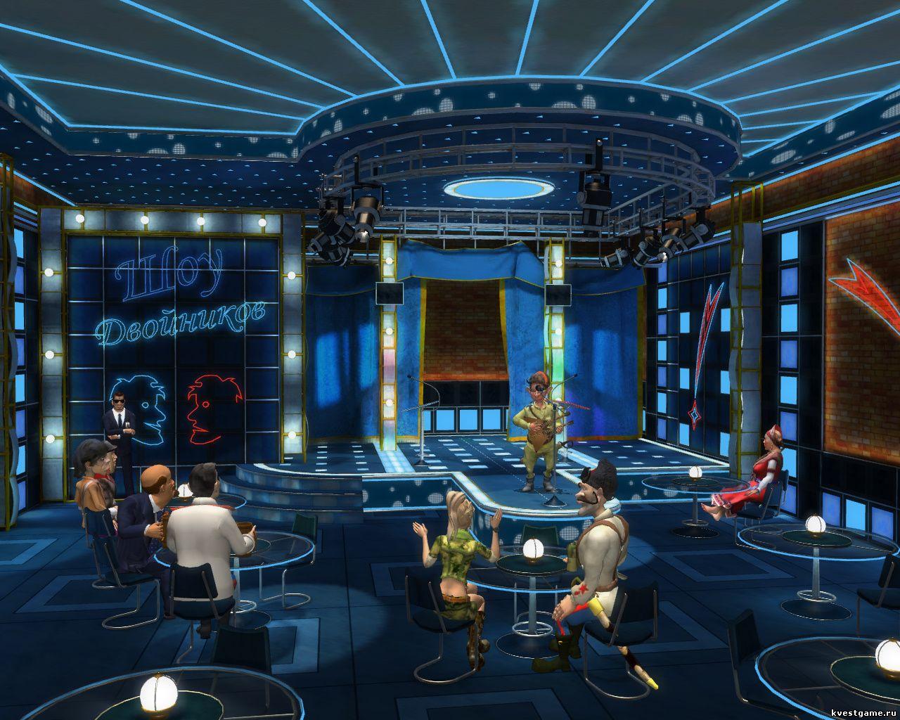 Петька 9 - Петька побеждает в конкурсе золотая струна (уровень 2)